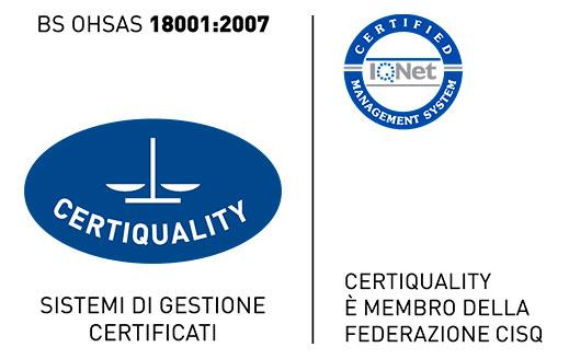 Certificato ISO 14007